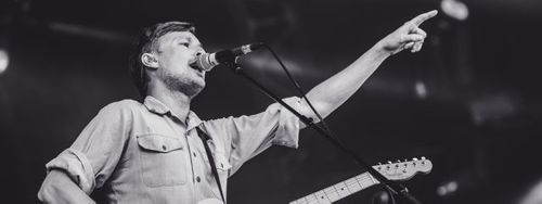 Django Django @ Longitude Festival 2013