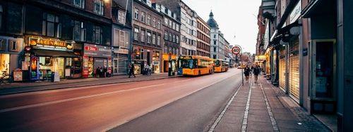 A weekend in Copenhagen, Denmark